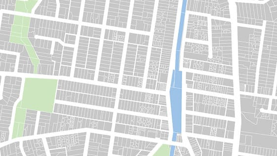 A quiz which challenges your knowledge of the varying suburbs of Melbourne based on their entire map, property and street layout.