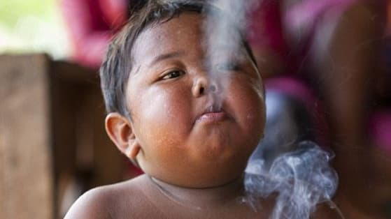 If HE can quit smoking then anyone can! This story is truly inspirational.