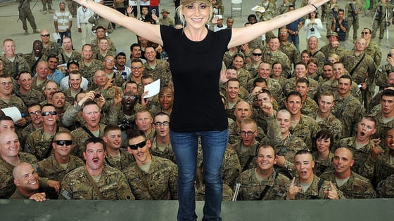 These country superstars all gave back to our troops in collaboration with the USO by performing in the 2016 tour and giving them a taste of home once again! Check out some of their humble beginnings and be sure to visit https://www.dosomething.org/us/campaigns/smiles-soldiers to learn how YOU can help support our troops too!