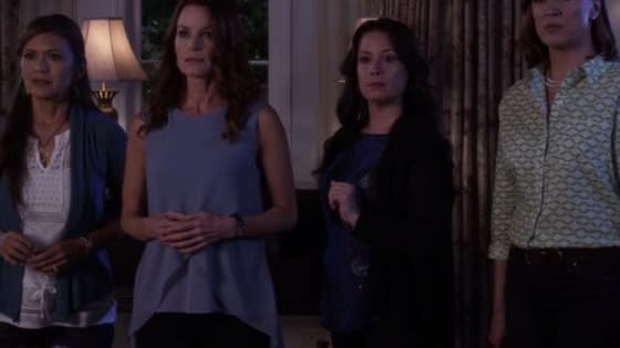 Let's be honest, the mums getting stuck in the basement was the best scene of the show. Find out which PLL mum you are here!