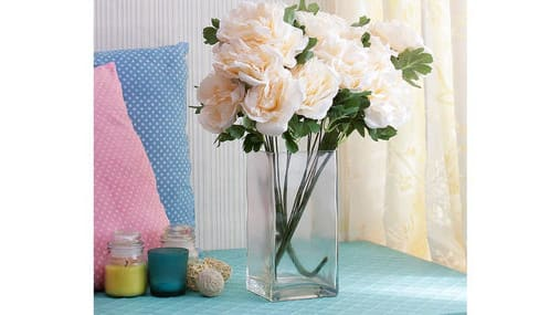 Artificial flowers for decoration are the quick and easy way to change the appearance of your home or work area. Gone are the times, when fresh flowers are being used. In the fast-paced life and busy days, people are finding hard to dedicate time to maintaining the fresh ones. Artificial flowers last for ages and reflect its beauty eternally. Thinking where to get it? I mostly buy from online furniture stores. The online sites have a wonderful collection of decor items, including artificial flowers in various sizes, colours and materials. The beautiful designs and top-notch quality of the artificial flowers online make it the ideal shopping place to buy the plastic flowers online in India.