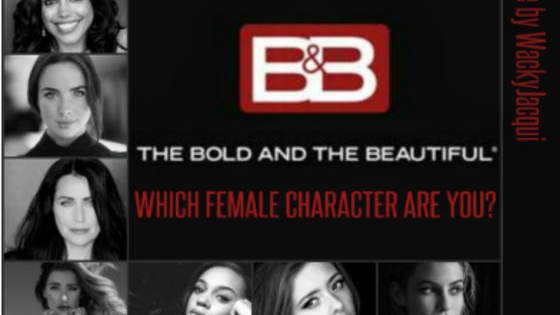 Take the test to see which lady from The Bold & The Beautiful you're most similar to.