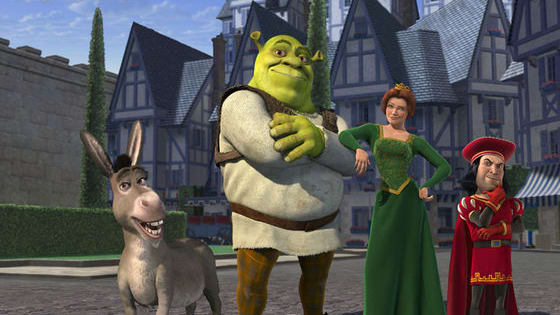 Once upon a time, an ogre was an a quest to free his swamp from fairy tale creatures, and now he has gone to were no ogre has gone before. Happily Ever After. Which of these creatures are you?