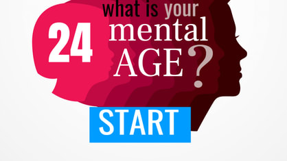 24 questions will reveal where you're truly at mentally. Ready?