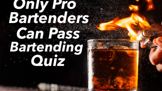 Is your bartending knowledge up to snuff?