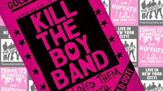 You may be a huge fan of your fave, but what lengths would you go through to meet them? See if you're as crazy as the gals in 'Kill the Boy Band' with this quiz!