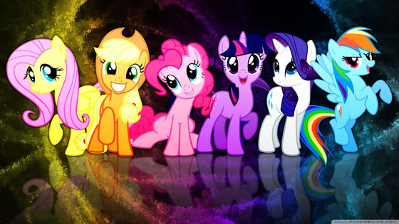 It's time to discover which one of the main my little ponies you truly are meant to be!
