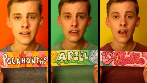 Jon Cozart's Disney parody is a viral a capella sensation; but can you remember the words?