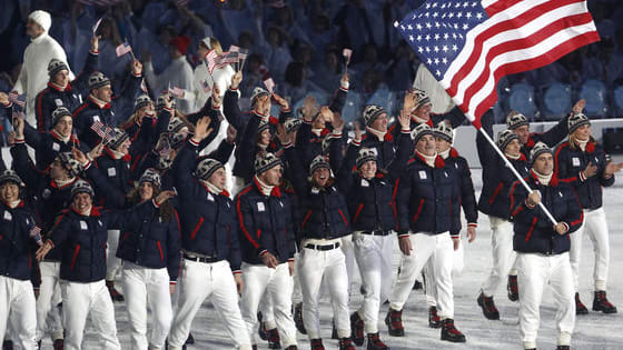 See if you can match these faces to the U.S. Winter Olympic legends!!