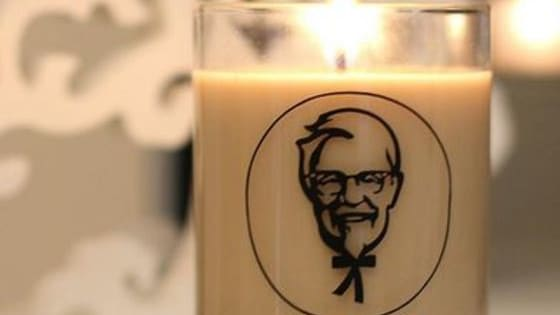What other scented products should Kentucky Fried Chicken make?