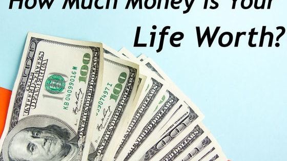 At the end of the day...how much money are you actually worth?