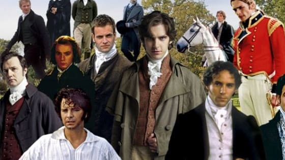 Can you recall which of Austen's heroes spoke each of these eloquent lines?