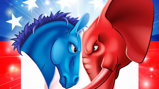 Are you a red state American or a blue state American? Let's find out!