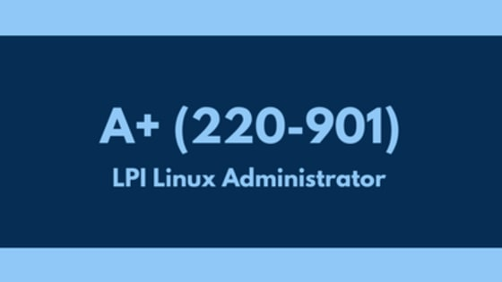 Start your Preparation for CompTIA 220-901 and become CompTIA A+ certified with edusum.com. Here you get online practice tests prepared and approved by CompTIA certified experts based on their own certification exam experience. Here, you also get detailed and regularly updated syllabus for CompTIA 220-901.