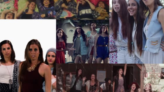 "Which Cimorelli music video perfectly describes you? Answer a few quick questions and find out whether you're ""All My Friends Say,"" ""Renegade,"" ""You're Worth It,"" ""I Got You"" or ""That Girl Should Be Me""!"
