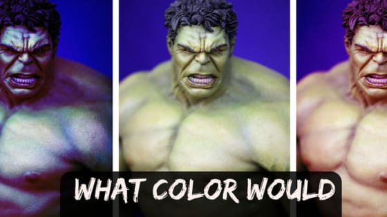It's time to Hulk out!