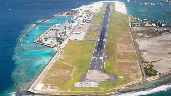Can you guess the city just by looking at its runway?