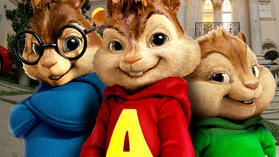 """Everyone has probably seen one of the """"Alvin and the Chipmunks"""" movies before and chances are you have related or liked one of them over the other furry friend. So pick one!"""