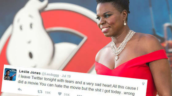 After an insane and hate-filled period of time, the Ghostbusters star signed off from the social media site.