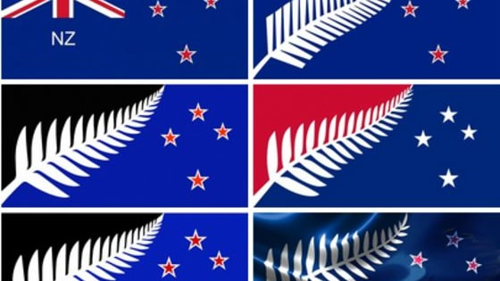 Whats your pick for best New Zealand flag design?