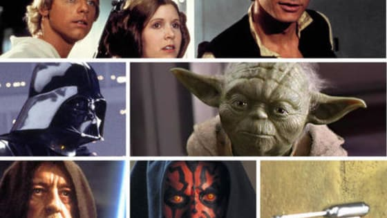 Ever wondered which 'Star Wars' character had the most in common with you? Take this quiz to find out which one you are! (Only includes Movies IV-VI. Does not include prequels or newer movies.)