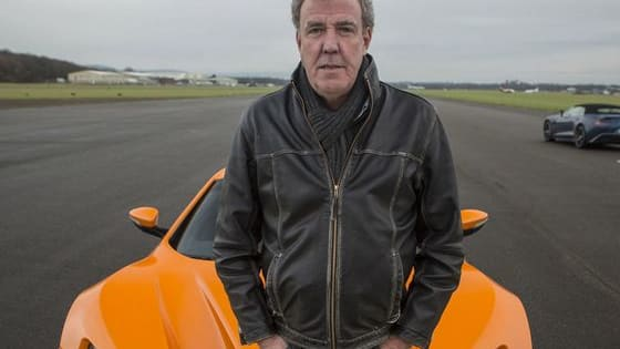 Can you match the Jeremy Clarkson picture with the controversy?