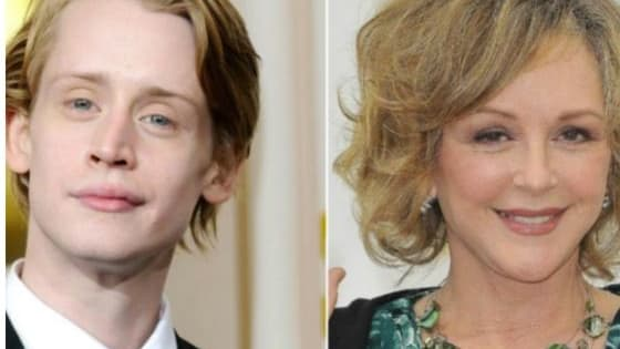 Macaulay Culkin is related to WHO!?