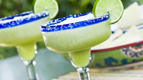Are you a classic margarita or one of those bizarre creations with three different colors and a beer sticking out of the top? Time to find out with this quick, tangy yet refreshing quiz!
