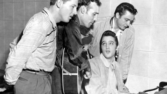 On December 4, 1956, these four musicians gathered at Sun Records in Memphis for what would be one of the greatest jam sessions ever. Who are you destined to follow?