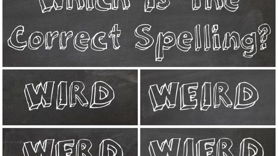 We found some of the most commonly misspelled words in the English language and threw them all in one grueling quiz. Do you have what it takes to pass it?