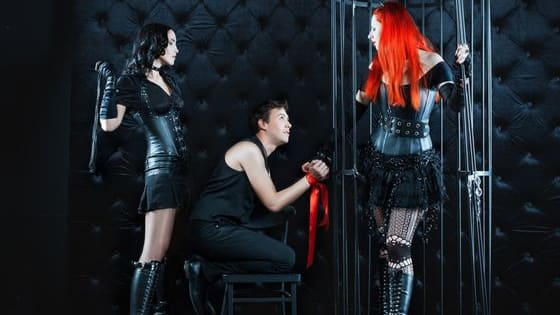 If you're sick of the 50 Shades craze and want to delve a little deeper, take this quiz and test your knowledge of paraphilias and BDSM/fetish trivia!