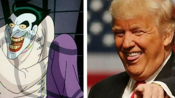 It SOUNDS easy, but superstar Mark Hamill has proved that anything Trump says could easily be the product of Gotham's resident pyscho.... So can you tell the difference?
