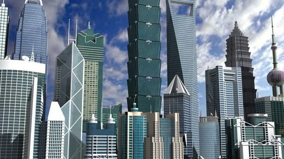 How well do you know China's skyscrapers and structures? Rank the these landmarks from tallest to shortest with this quiz.