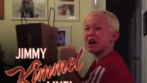 For the past 4 years, Jimmy Kimmel has been asking parents to tell their kids they ate all of their Halloween Candy. These kids have the most priceless reactions!