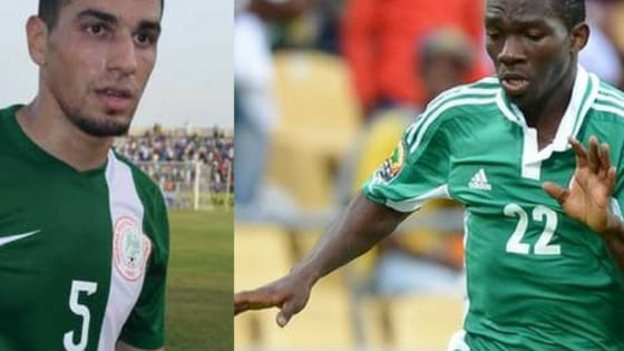 Who will you pick between these two DEFENDERS for the game against Algeria?