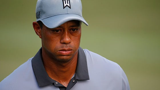 Golf is hard. Take solace from the fact Tour pros - even Tiger Woods - sometimes come unstuck!