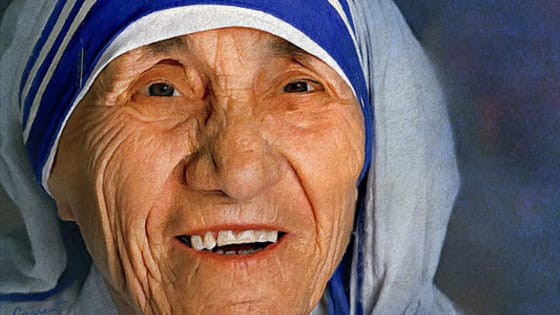 Even Mother Teresa wasn't without scandal!