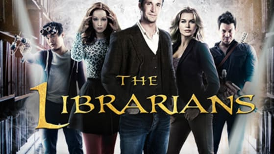 Lots of Movie to TV adaptations around including The Librarians.  But do you prefer the original movies - or the TV show?