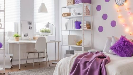 Discover if a more modern or vintage bedroom suits you best!