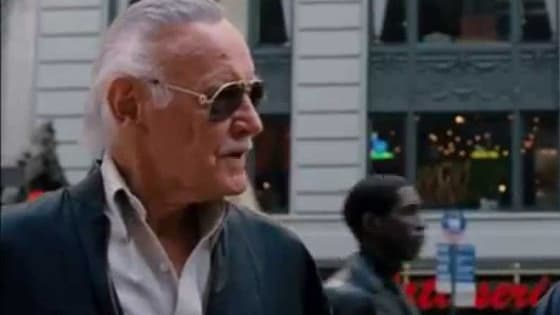 The master of cameos is in almost every Marvel film!