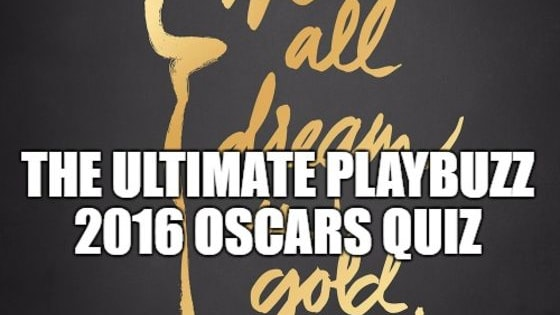 How well do you know your Oscars history regarding this year's nominees? Find out with this 20-question quiz that will put your Oscar knowledge to the ultimate test!