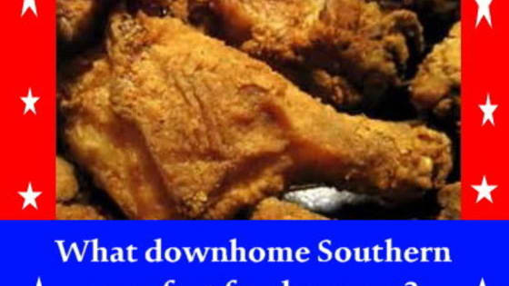 What delicious comfort food from Southern United States cuisine is your personality most like? Take this quiz and find out!