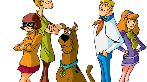 "Answer questions to find out your "" Scooby-Doo"" character."
