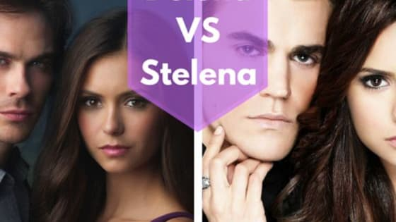 Who did you ship Elena with out of the two hunky Salvator brothers?