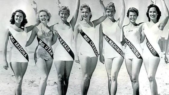 A lot has happened in the 95 years of the pageant's existence.