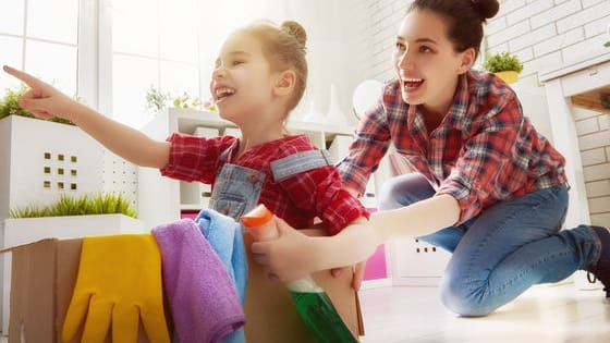 Now that January is well and truly under way, here are some cleaning resolutions you can stick to which will make your domestic life much easier: