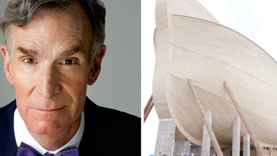 Ken Ham and Bill Nye have been debating each other about Creationism since 2014, but in preparation for another round (Why, we don't know.) Ken invited Bill to tour his newest edition to the Creation Museum, the Ark Experience. Let's allow Bill's face to tell us the story of how that visit went, eh?