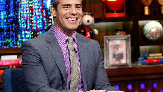 "From Carson to Letterman, the ""Watch What Happens Live"" hosts lists his favorite personalities."