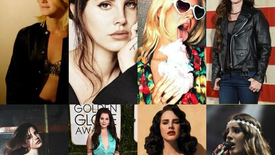 Wich Lana Del Rey are you based on your personality.