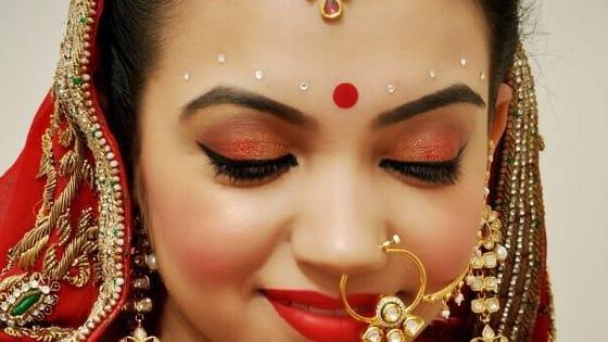 Muslim Bridal Makeup Bangladeshi Bride Makeup